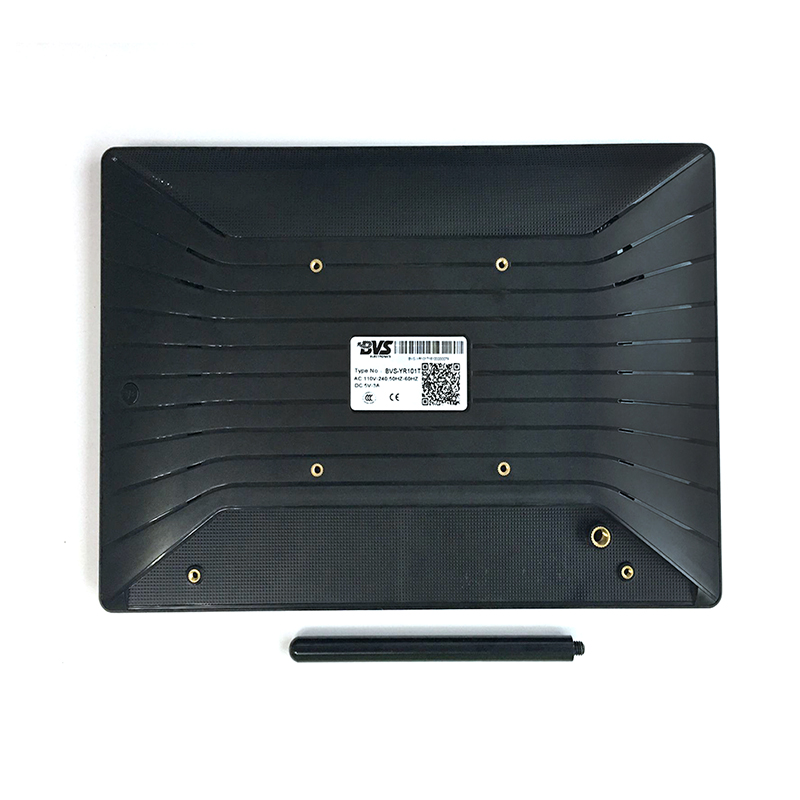 10.1 Inch 4G Rugged Android Tablet With Barcode Scanner NFC