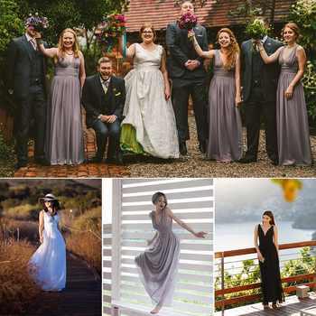 Evening Dresses New Arrival Empire EP09016 Ever Pretty Special Occasion Dresses V Neck Elegant 2019 Evening Dresses