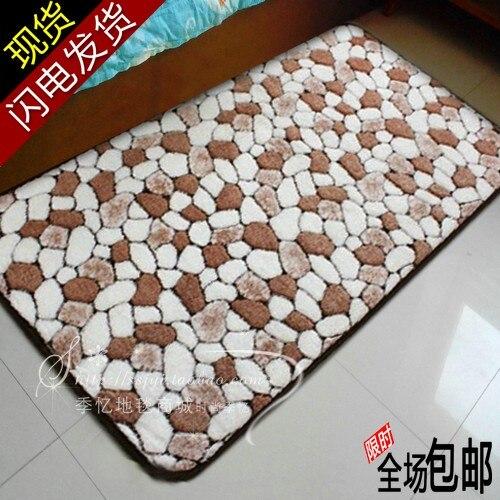 Court pavé tapis salon table basse lit tapis antidérapant tapis paillasson