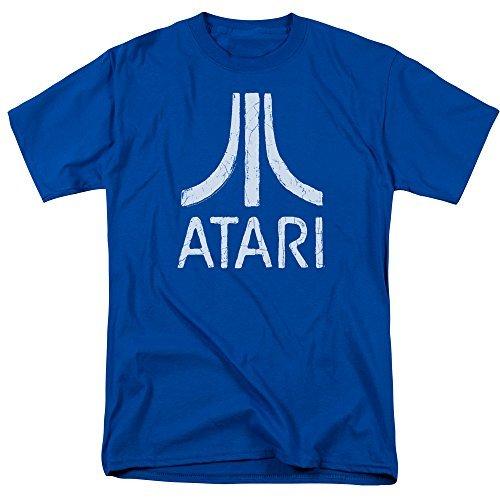2017 New Brand Clothing Atari Classic Logo Regular T-Shirt