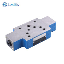 hydraulic directional control valve Hydraulic throttle valve Z2FS10-20 superimposed double-sided hydraulic throttle check valve hydraulic directional control valve hydraulic direct acting pressure reducing valve dr5dp2 10 75ym reducing valve