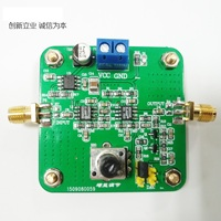 AD603 Adjustable Gain Amplifier Module DA Input Program-controlled Voltage Amplifier AGC Competition Module