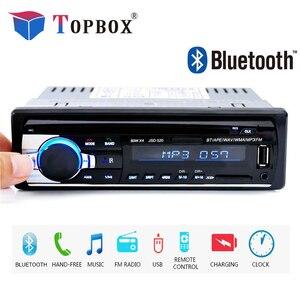 Topbox 12V Bluetooth Car Stere