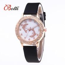 Дропшиппинг модные женские часы люксовый бренд Дельфин женские повседневные женские наручные часы кварцевые часы Relogio Feminino kol saati