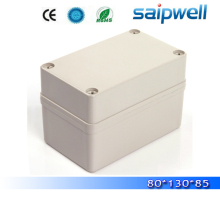 Saipwell 80 130 85mm Free Shipping IP66 custom electronic instrument plastic outdoor enclosure High quality DS