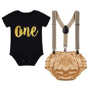 Traje pastel Smash, bebé recién nacido, Ropa de fiesta de cumpleaños, bebé y niña, ropa para fotografía, lindos tirantes de bebé, conjunto de pantalones cortos