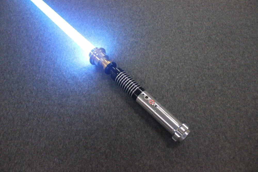 new sound luke star black series skywalker lightsaber jedi blue
