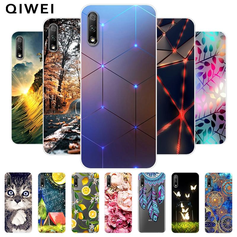 For Huawei Y9S Case Cute Fashion Silicon Soft TPU Back Cover For Huawei Y9s 2019 Y 9s Y9 S Phone Cases For Huawei Y6S Y6 S Y 6s