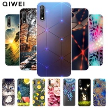 For Huawei Y9S Case 6.59'' Cute Fashion Silicon Soft TPU Back Cover