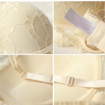 Lace Push-up Bra with Matching High-cut Bikini 4
