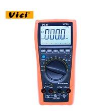 Best Buy VICI VC99 Auto Range Digital Multimeter 1000V AC DC Ammeter Voltmeter resistance tester +Temperature Tester
