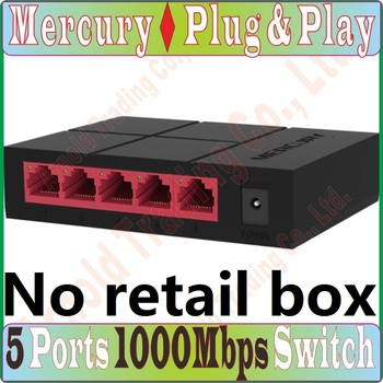 SG105M Replace Tenda SG105 Mini 5-Port Desktop Gigabit Switch