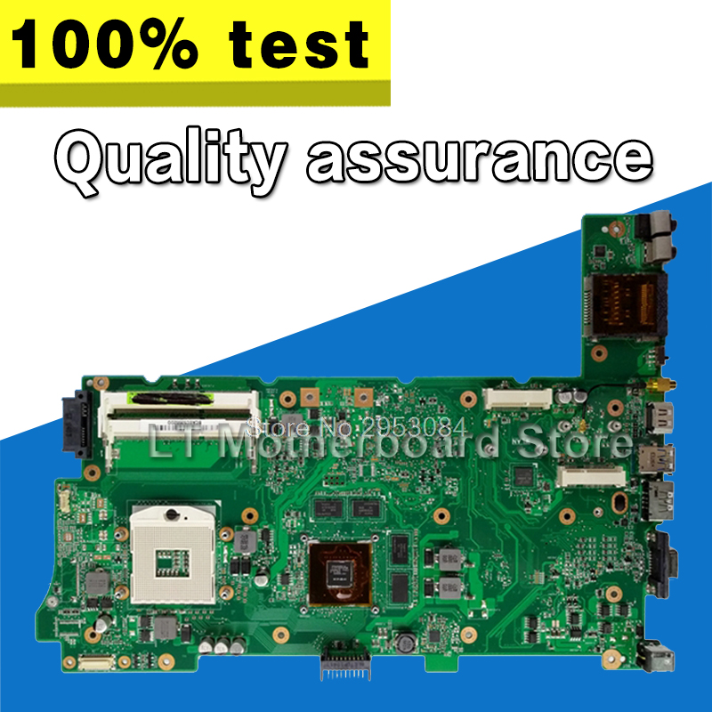 N73JG Motherboard i3 i5 For ASUS N73JG N73J N73JQ N73JF Laptop motherboard N73JG Mainboard N73JG Motherboard test 100% OK power dc in jack dc power jack connector for lenovo 80a for asus n73j n73jf n73jg n73jn n73jq n73sv dc jack