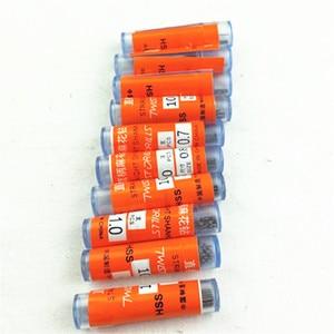 Image 3 - Mixed 100pcs/lot  from 0.3mm to 1.2mm Micro HSS Twist Drill Bit HSS Woodworking Drilling Tool Twist Drill Bits Hole Boring