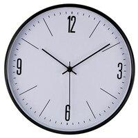 2018 New Vintage Metal Wall Clock Quartz Reloj De Pared Modern Minimalism Clocks for Living Room Study Room
