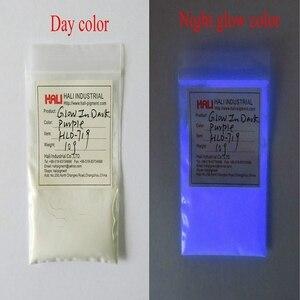 Image 5 - Lichtgevende Poeder, Photoluminescent Pigment, Fluorescerende Pigment, Gloed In Donker Pigment, 1Lot = 10 Kleuren, 10Gram Per Kleur, Gratis Verzending.