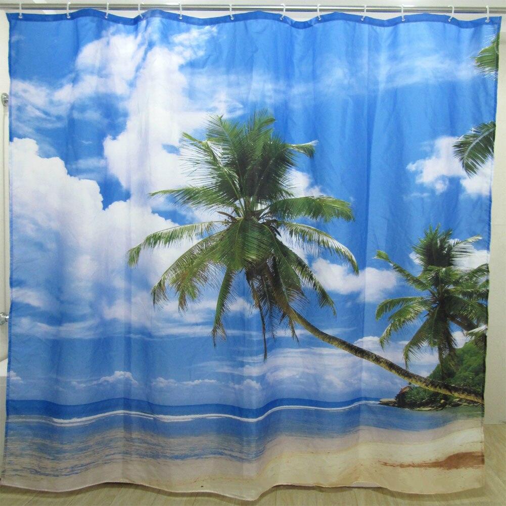 Online kopen wholesale strand stijl gordijnen uit china strand ...