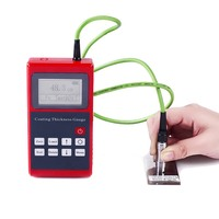 Leeb210 Paint coating thickness tester Digital paint coating thickness Car paint tester|tester ph|tester linetester rj45 -