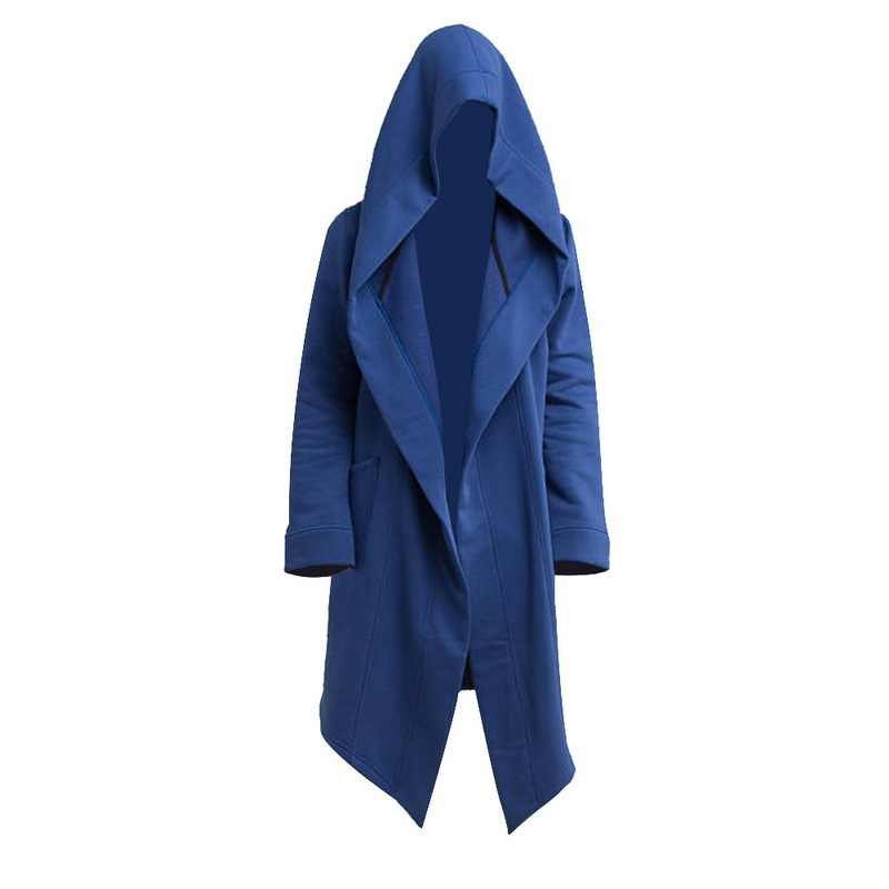 Litthing 2019 Männer Mit Kapuze Sweatshirts Schwarz Hip Hop Mantel Hoodies Mode Jacke Mit langen Ärmeln Mantel Mann der Mäntel Outwear Heißer verkauf