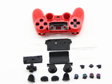 For Old Playstation Dualshock 4 PS4 Wireless Controller V1 Full Set Replacement Housing Shell Smooth Case Handle Cover Mod Kit стоимость