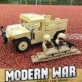 Kits de edificio modelo compatible con lego city guerra moderna 2112 3d modelo de construcción bloques educativos juguetes y pasatiempos para niños