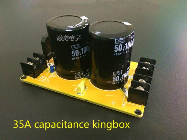 Classe Um Amplificador placa de alimentação Placa de Filtro Retificador