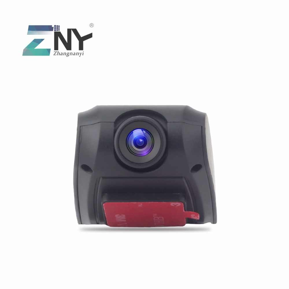 ZNY Auto USB DVR Front Camera Digitale Video Recorder CMOS HD Voor Pure Android 5.1/6.0/7.1/ 8.0 Auto Stereo Speler