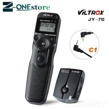 Inalámbrico temporizador remoto para Canon PowerShot G15 G16 G1X Mark II G3X...