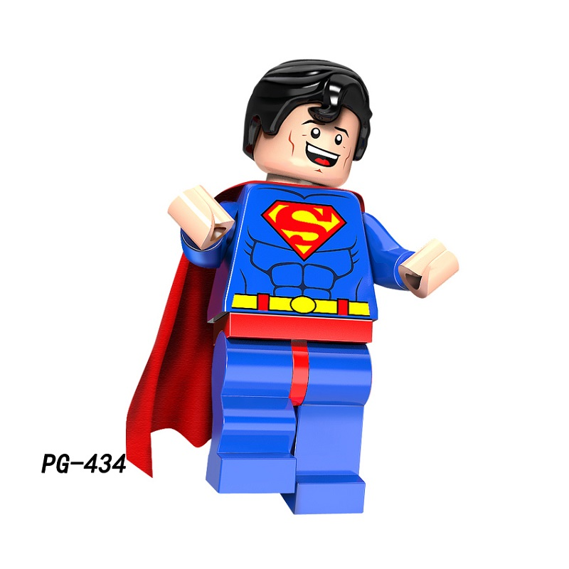Back To Search Resultstoys & Hobbies Legoing Supers Hero Movie Batman Small Figure Pg416 Jor-el Diy Toys Building Block Model Compatible With Legoings Marvel