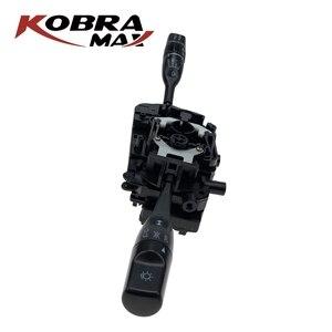 Image 5 - Kobramax переключатель индикатора рулевого управления автомобиля стебель переключатель сигнала поворота переключатель фар рог/Авто TN031 25160