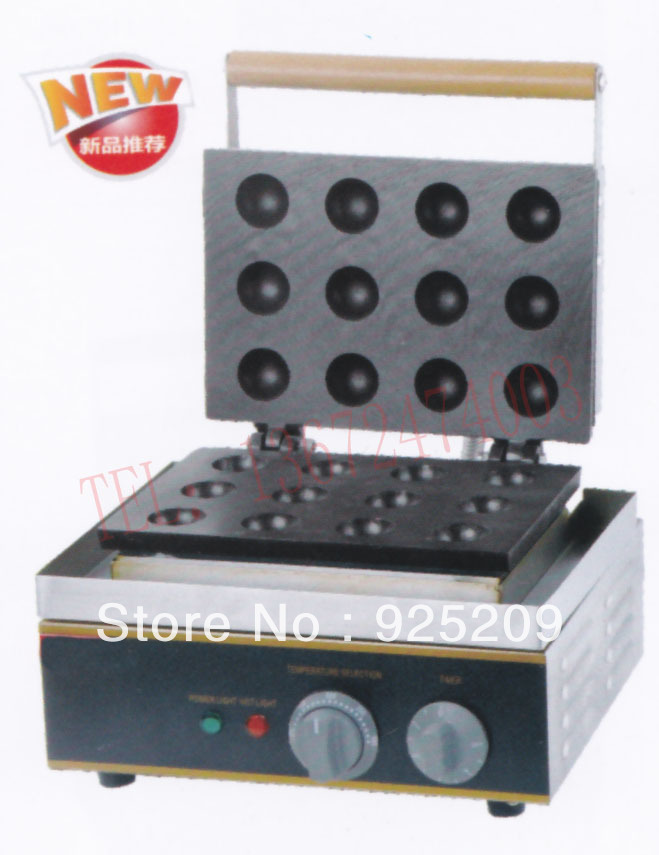 2014 now product  Electric 220V & 110V   takoyaki maker/ Non-stick fish ball over / meatball forming machine high tech and fashion electric product shell plastic mold
