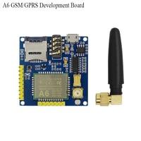Intelligente Elettronica A6 GPRS, messaggi di testo, bordo di sviluppo GSM GPRS di trasmissione dati senza fili di super SIM900A