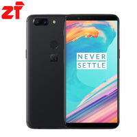 OnePlus 5 5T A5010 6 8GB 64 128GB Full Screen Snapdragon 835 Smartphone 4G LTE NFC