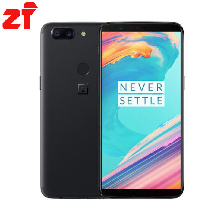 OnePlus 5 5T a5010 8GB 128GB Full Screen Snapdragon 835 Smartphone 4G LTE NFC Fast Charge  Free shipping Original