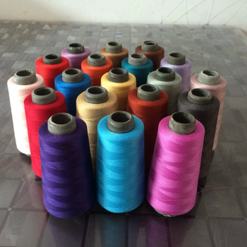 40 color Sewing Thread 3000M Yards Hand Stitching Machines Industrial To Sewing Supplies 40S/2 image
