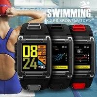 COXRY плавание спортивные часы gps Смарт часы Для мужчин компас Bluetooth работает SmartWatch Водонепроницаемый монитор сердечного ритма Для мужчин час