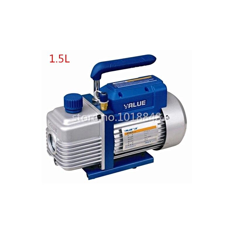 220V FY 1.5C N Air Vacuum Pump Laminating Machine Diaphragm Pump,Refrigeration repair, mold injection molding evacuated Pump
