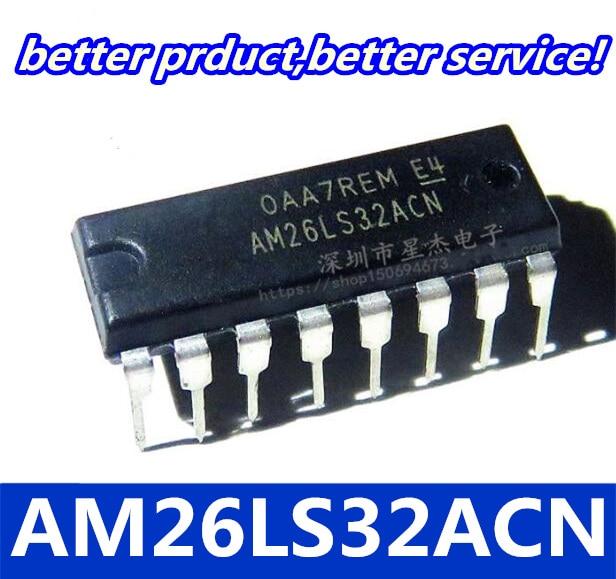 AM26LS32//BEA AMD IC QUAD DIFF LINE RCVR 1 PIECE