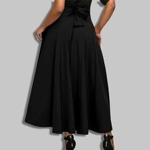 High Waist Long Skirts EL7F0