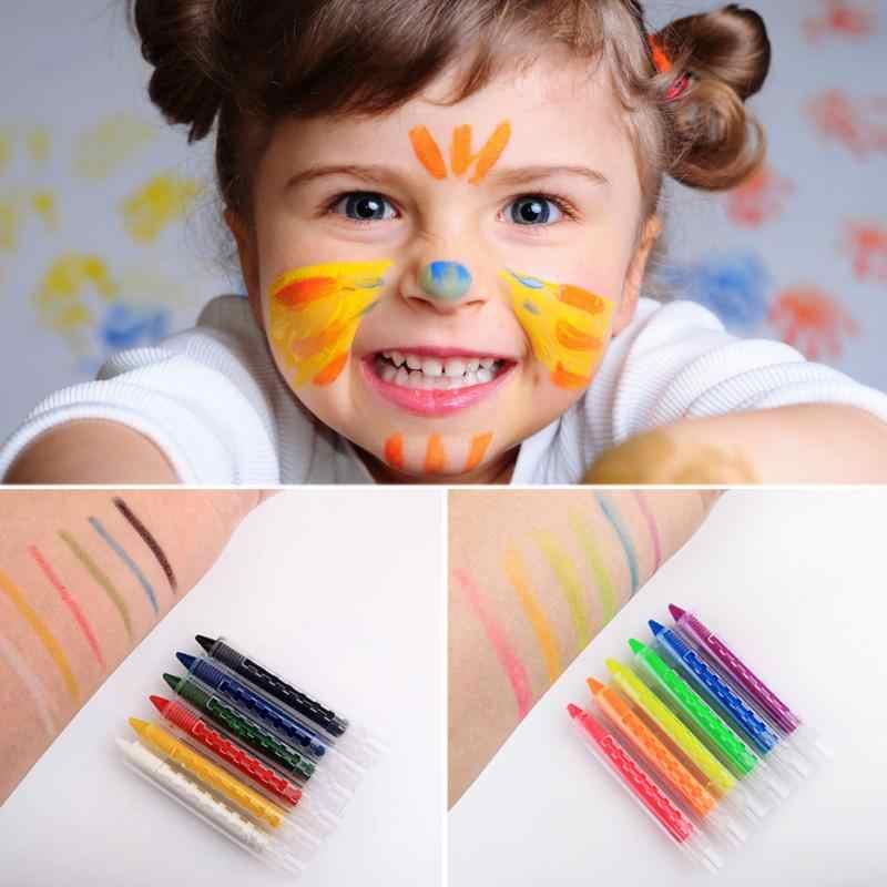 Empilhável Giz De Cera coloração Crianças Presente Festa Bolsa Escola Caneta de enchimento