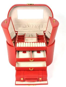Jewelry holder 4 floor space jewelry box