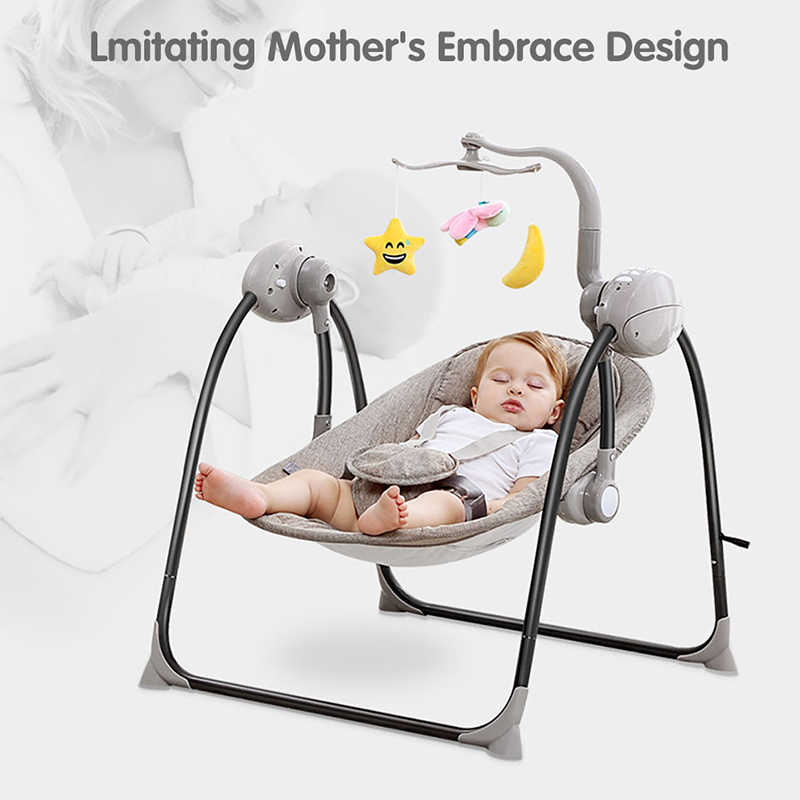 Phenomenal Imbaby Baby Swing Baby Rocking Chair Electric Baby Cradle With Remote Control Cradle Rocking Chair For Newborns Swing Chair Squirreltailoven Fun Painted Chair Ideas Images Squirreltailovenorg