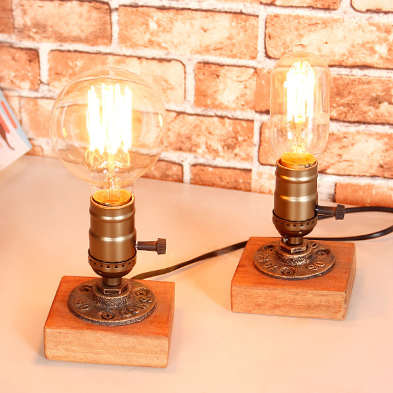 American loft lamp retro creative table lamp led retro Cafe led table lamp led lighting fixture lamps home iron floor lightingAmerican loft lamp retro creative table lamp led retro Cafe led table lamp led lighting fixture lamps home iron floor lighting