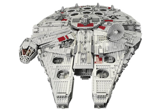 LEPIN 05033 5265Pcs 05028 05027 05132  Star Ultimate Wars Collector Millennium Falcon Building Blocks Bricks Compatible 10179 банный комплект softline 05033