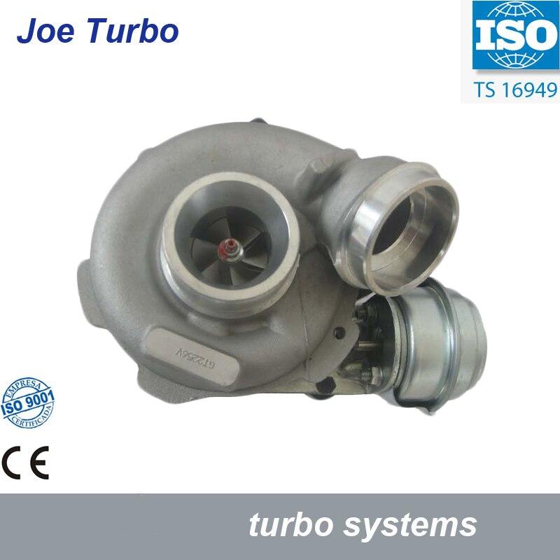 GT2256V 709838 709838-0005 709838-0002 Turbo Turbocharger for Mercedes BENZ Sprinter 216 316 416CDI 99-04 OM612 2.7L