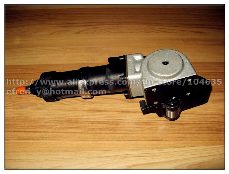 Пневматический Сплит Стальной Рук Связывая Инструмент, Отдельный Пневматический Стали Связывать Машина для 19/25/32 мм стальной ленты