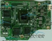 DATZ1UB1AD0 Rev D 34TZ1YB00E0 GTS250M N10E-GE-A2 DDR3 1GB VGA Video Karte für Toshiba Qosmio X500 X505 X500-110