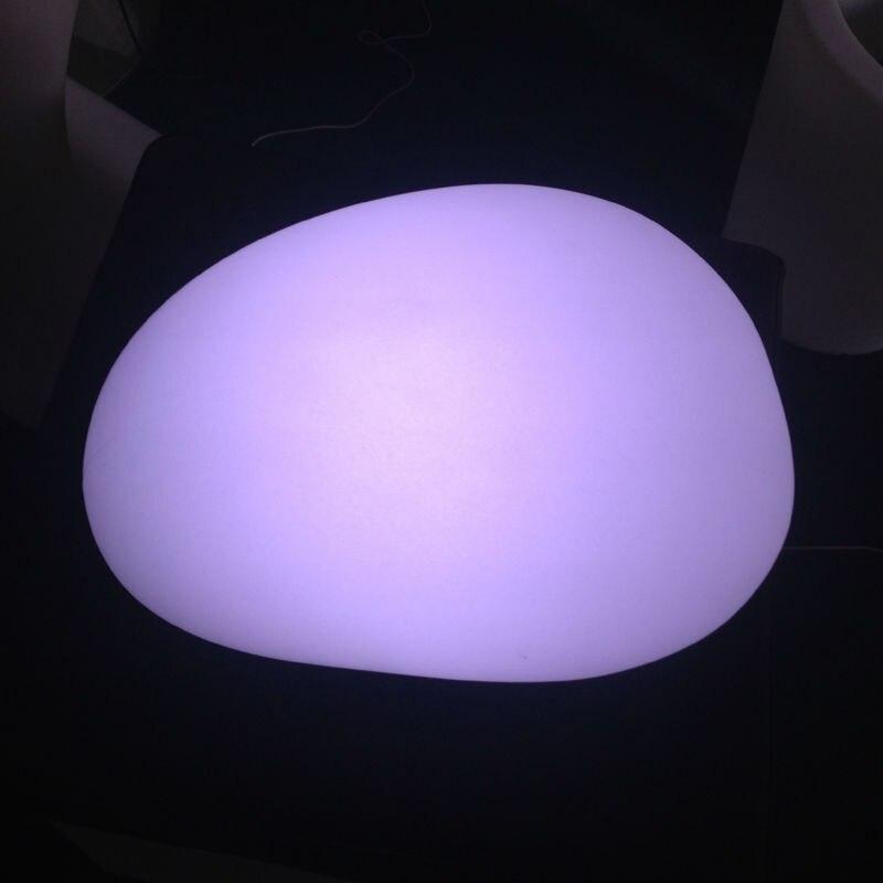 Волшебный хрустальный вращающийся лазерный светильник со звуковым управлением, цветной светодиодный, домашний, вечерние, эффективный свет... - 2