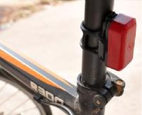 Mini Bicycle Light Global Positioning System T630B Real Time Positioning Tracking Vehicle
