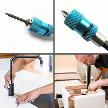 1PC Hex Shank Magnetic Drywall Screw Bit Holder Drill Screw Tool 1/4 Shank Precision Electric Screwdriver Set Drill Bits